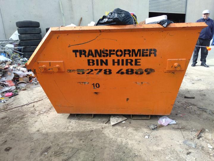 TransformerBinHire